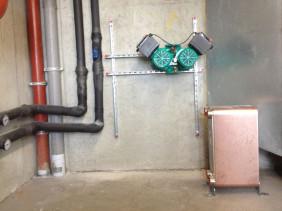 Individuell erstelltes Kaltwasser-System